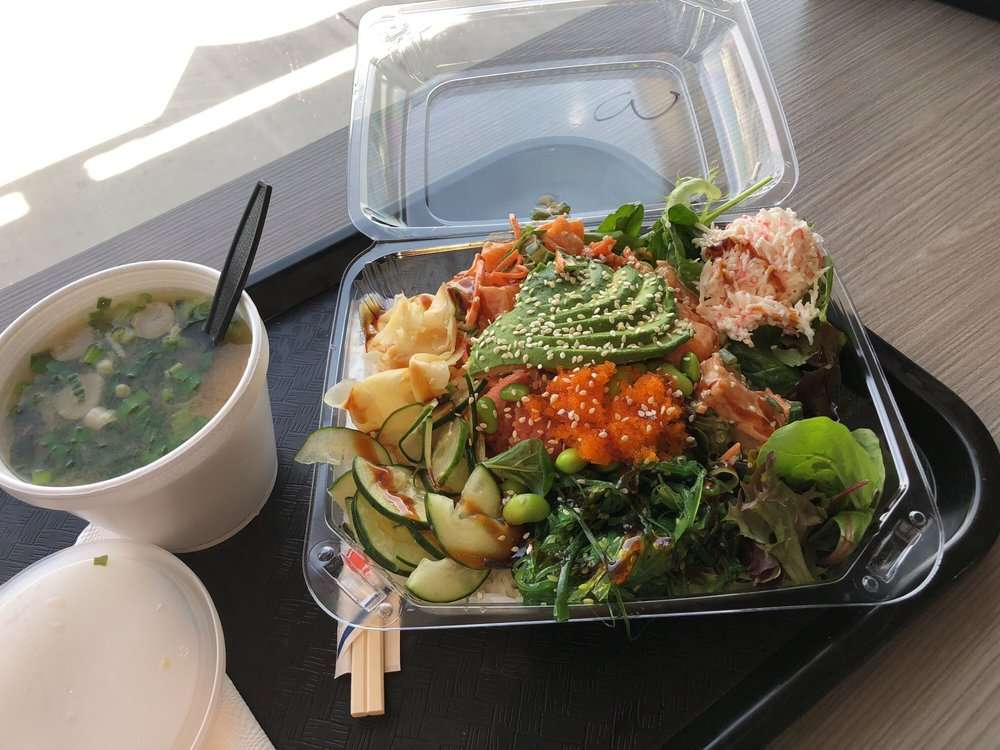 Poke Delight - restaurant  | Photo 2 of 10 | Address: 13394 Limonite Ave #160, Eastvale, CA 92880, USA | Phone: (951) 444-6446