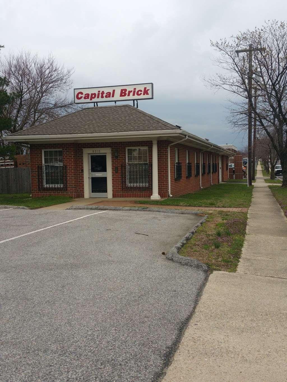 Capital Brick & Tile - store  | Photo 1 of 5 | Address: 8315 Old Marlboro Pike, Upper Marlboro, MD 20772, USA | Phone: (301) 420-8484