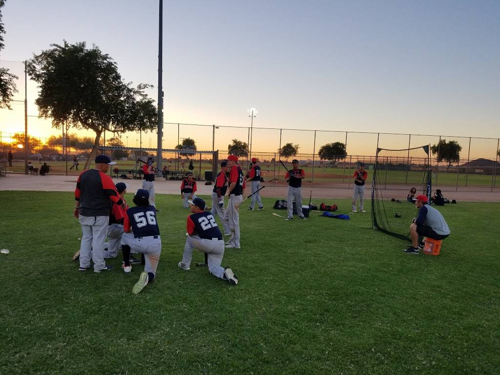 Red Mountain Baseball Complex - park  | Photo 5 of 8 | Address: 8008 E Brown Rd, Mesa, AZ 85207, USA | Phone: (480) 644-2352