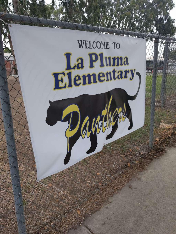La Pluma Elementary School - school    Photo 2 of 10   Address: 14420 La Pluma Dr, La Mirada, CA 90638, USA   Phone: (562) 943-7104