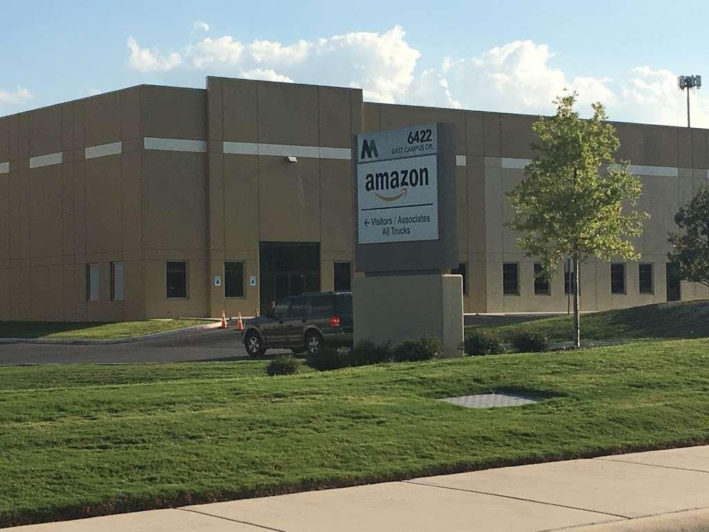 Amazon DSX1 - storage    Photo 7 of 9   Address: 6422 E Campus Dr Bldg 2, San Antonio, TX 78247, USA