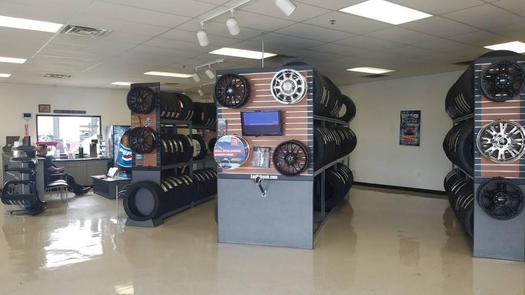 Les Schwab Tire Center - car repair  | Photo 5 of 9 | Address: 3554 E Hammer Ln, Stockton, CA 95212, USA | Phone: (209) 952-8473