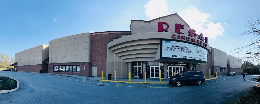 Regal Cinemas Downingtown 16 & IMAX - movie theater  | Photo 7 of 10 | Address: 100 Quarry Rd, Downingtown, PA 19335, USA | Phone: (844) 462-7342