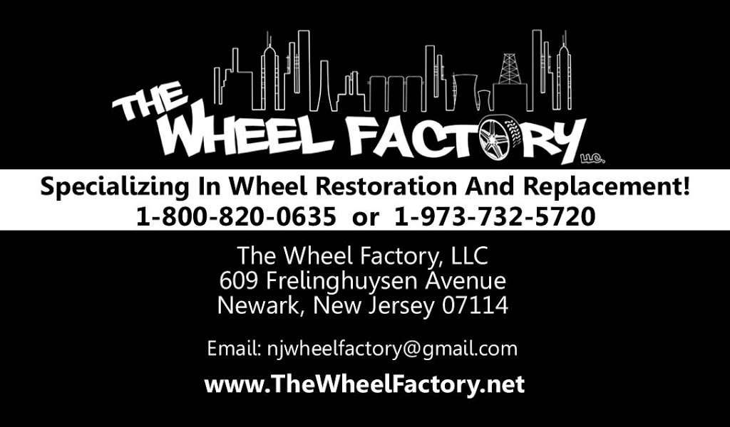 The Wheel Factory LLC - car repair  | Photo 3 of 3 | Address: 163 Oakland Ave, Jersey City, NJ 07306, USA | Phone: (973) 732-5720