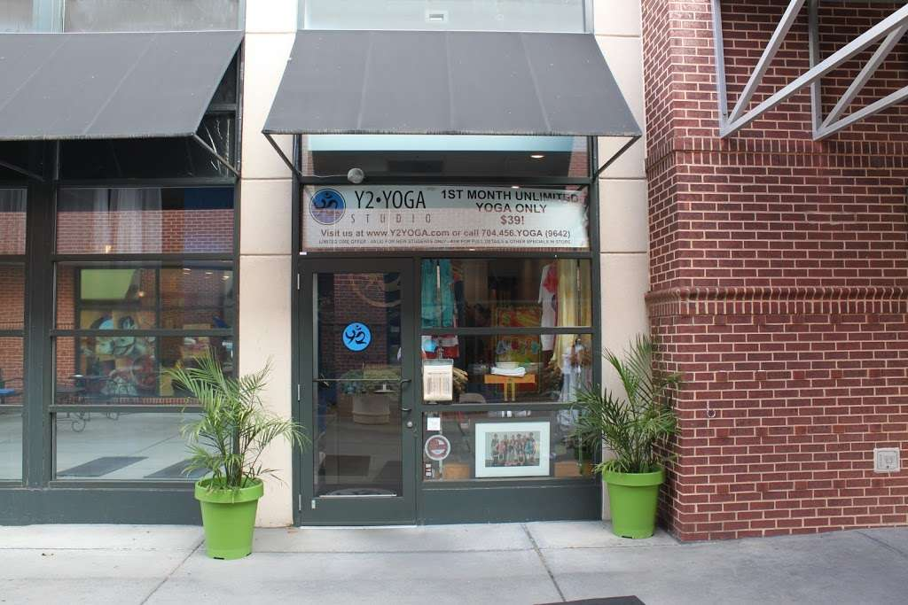 Y2 Yoga - gym  | Photo 6 of 10 | Address: 274 S Sharon Amity Rd #1, Charlotte, NC 28211, USA | Phone: (704) 456-9642