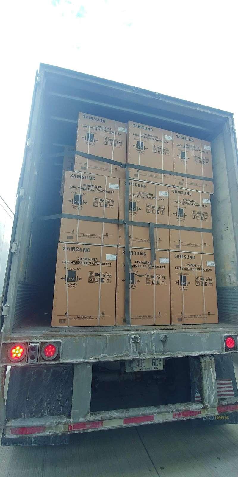 Samsung Distribution Center - storage  | Photo 3 of 3 | Address: 41 Martha Dr, Bethel, PA 19507, USA | Phone: (214) 959-5969