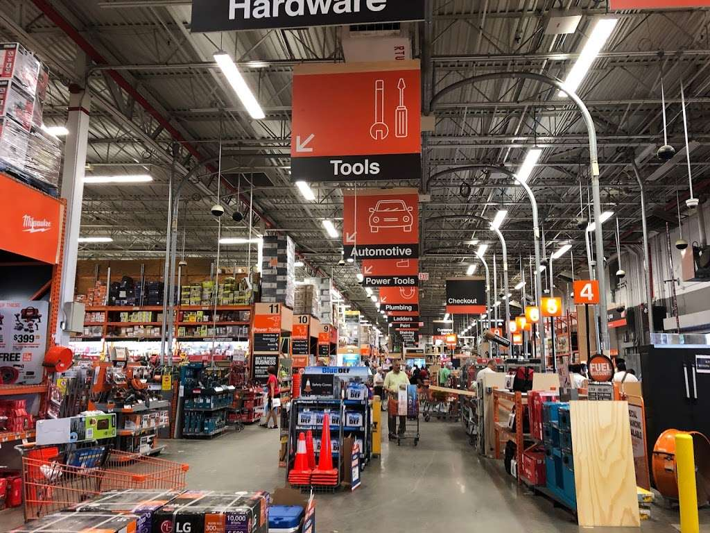 The Home Depot - hardware store  | Photo 6 of 10 | Address: 579 Gateway Dr, Brooklyn, NY 11239, USA | Phone: (718) 827-9568
