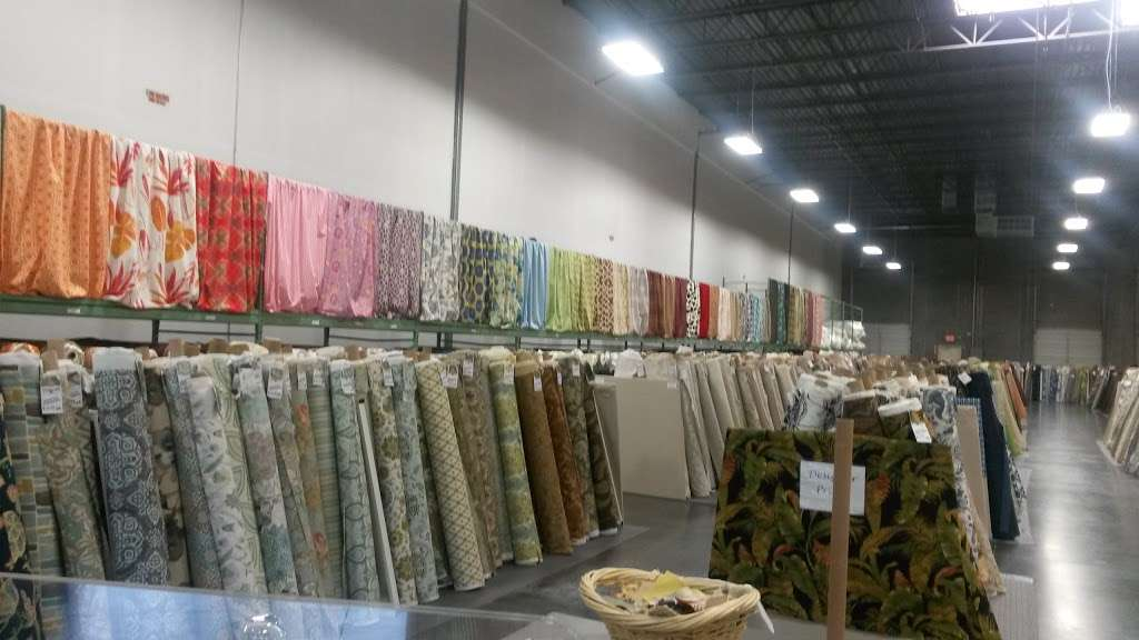 The Interior Alternative Fabric Outlet 11435 Granite St D Charlotte Nc 28273 Usa