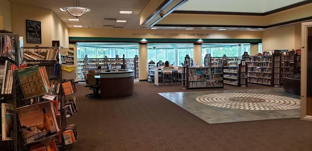 Livingston Public Library - library  | Photo 7 of 10 | Address: 10 Robert H Harp Dr, Livingston, NJ 07039, USA | Phone: (973) 992-4600