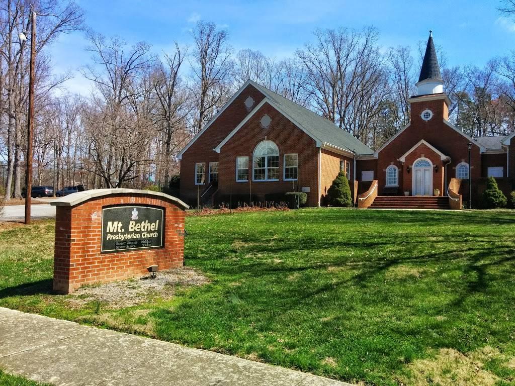 Mt Bethel Presbyterian Church - church  | Photo 8 of 10 | Address: 3541 Rose of Sharon Rd, Durham, NC 27712, USA | Phone: (919) 383-3854