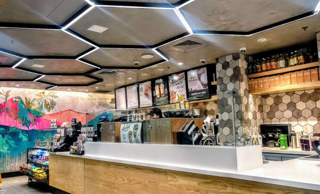 Starbucks - cafe  | Photo 1 of 10 | Address: 600 World Way, Los Angeles, CA 90045, USA