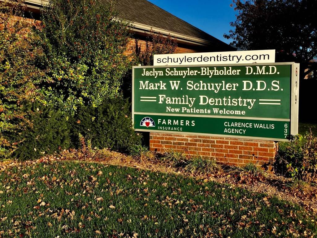 Schuyler and Blyholder Family Dentistry - dentist  | Photo 1 of 3 | Address: 639 S Hillside St #3001, Wichita, KS 67211, USA | Phone: (316) 684-4921