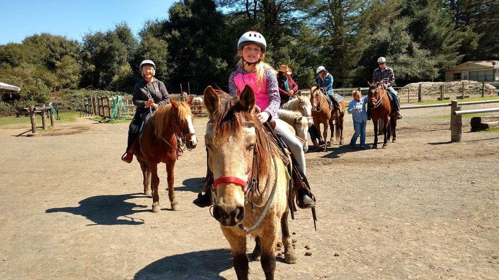 Five Brooks Ranch - travel agency  | Photo 4 of 10 | Address: 8001 CA-1, Olema, CA 94950, USA | Phone: (415) 663-1570