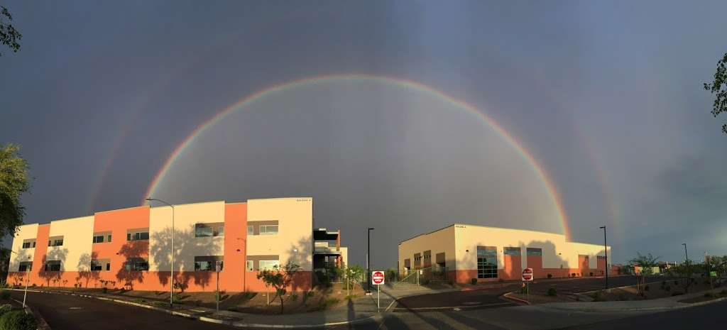 Paseo Pointe Elementary School - school    Photo 2 of 5   Address: 8800 S 55th Ave, Laveen Village, AZ 85339, USA   Phone: (602) 304-2040