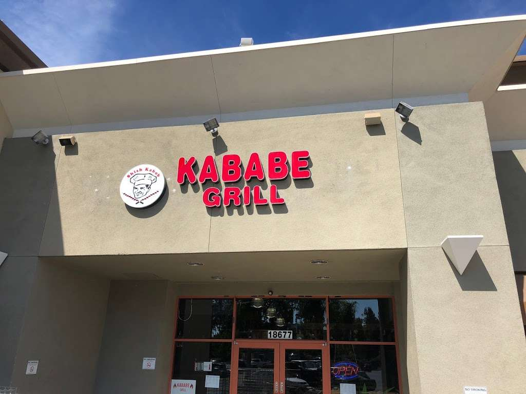 Kababe Grill - restaurant  | Photo 3 of 7 | Address: 18677 Devonshire St, Los Angeles, CA 91324, USA | Phone: (818) 363-6555