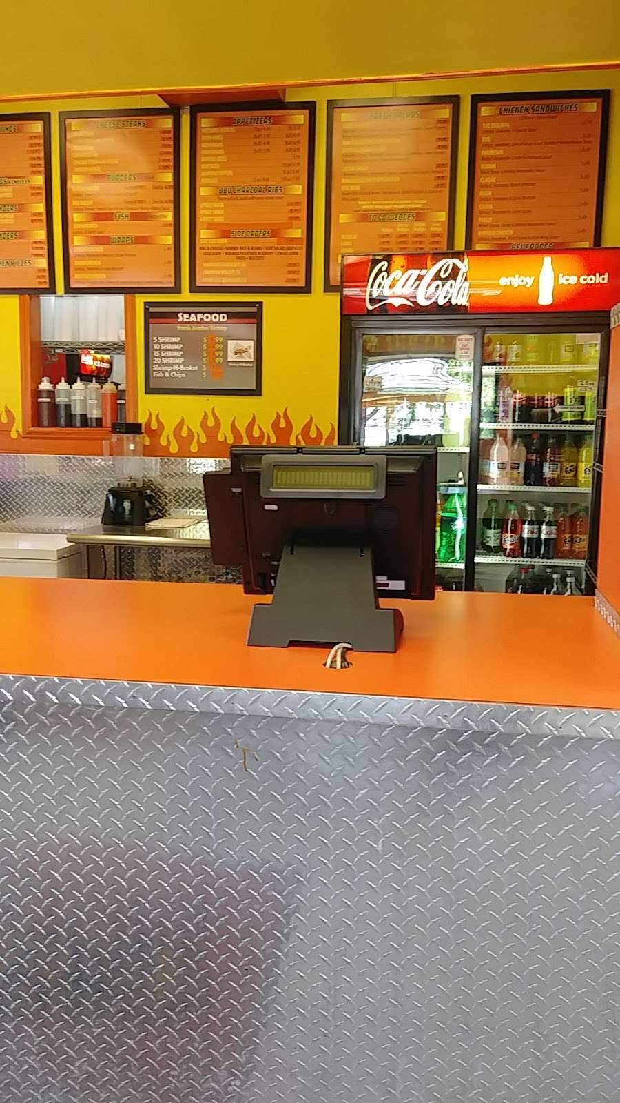 Chicken to Go - restaurant    Photo 8 of 10   Address: 1904 S Broad St, Trenton, NJ 08610, USA   Phone: (609) 989-1414