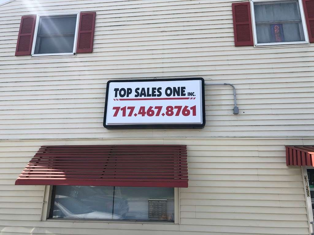 Top Sales One Inc - car dealer  | Photo 1 of 6 | Address: 3198 Grenway Rd, Dover, PA 17315, USA | Phone: (717) 467-8761