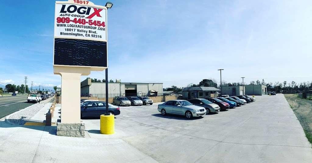 Logix Auto Group - car dealer  | Photo 5 of 10 | Address: 18017 Valley Blvd, Bloomington, CA 92316, USA | Phone: (909) 440-5454