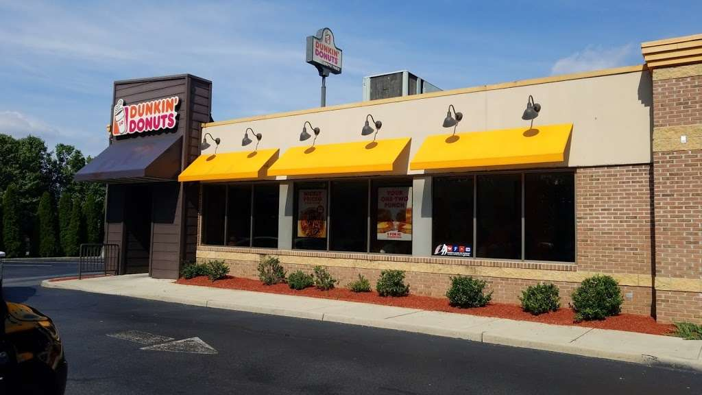 Dunkin Donuts - cafe    Photo 10 of 10   Address: 421 N Broadway, Pennsville, NJ 08070, USA   Phone: (856) 299-2035