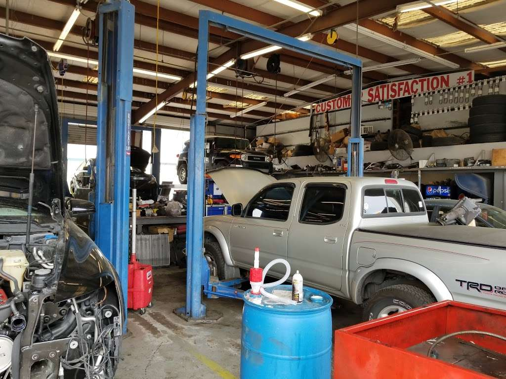 Maurices Auto Repair and Towing - car repair  | Photo 7 of 10 | Address: 3025 Drane Field Rd, Lakeland, FL 33811, USA | Phone: (863) 646-4479