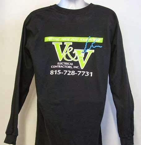 R & S Screen Printing - clothing store  | Photo 5 of 10 | Address: 739 McHenry Ave, Woodstock, IL 60098, USA | Phone: (815) 337-3935