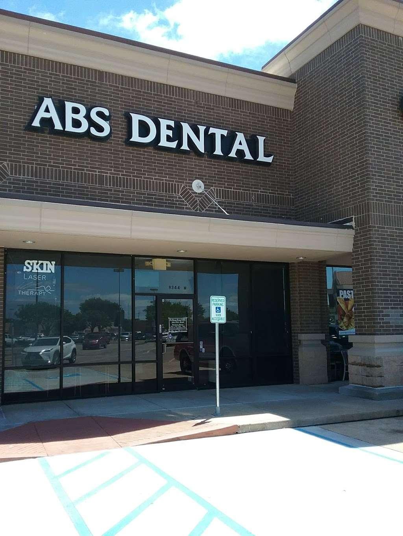ABS Dental Association - dentist    Photo 1 of 1   Address: 9344 Jones Rd, Houston, TX 77065, USA   Phone: (281) 970-3649