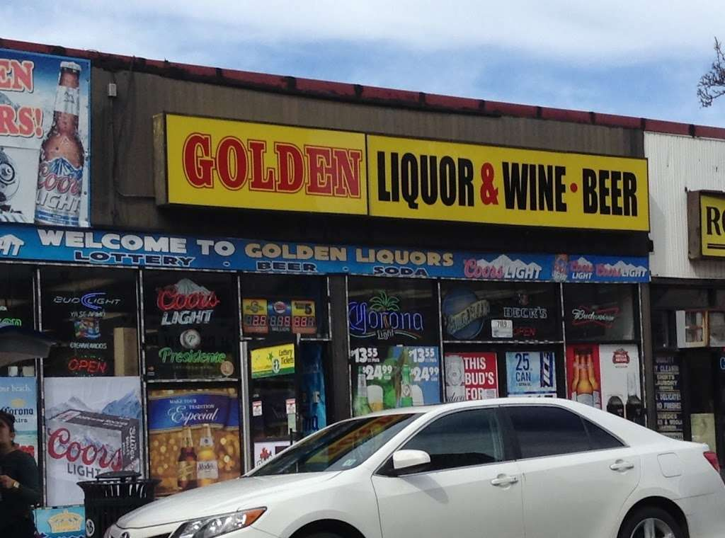 Golden Liquors - store  | Photo 4 of 10 | Address: 7119 Bergenline Ave, North Bergen, NJ 07047, USA | Phone: (201) 869-8630