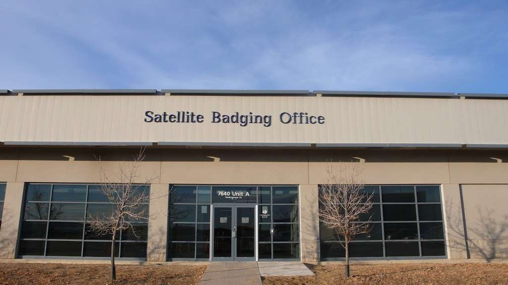 DEN Satellite Badging Office - airport  | Photo 2 of 2 | Address: 7640 Undergrove St Unit A, Denver, CO 80249, USA | Phone: (303) 342-4300