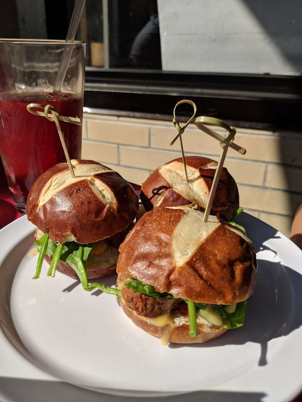 Greedi Vegan - restaurant  | Photo 1 of 10 | Address: Fl STORE, 1031 Bergen St, Brooklyn, NY 11216, USA | Phone: (347) 627-7900