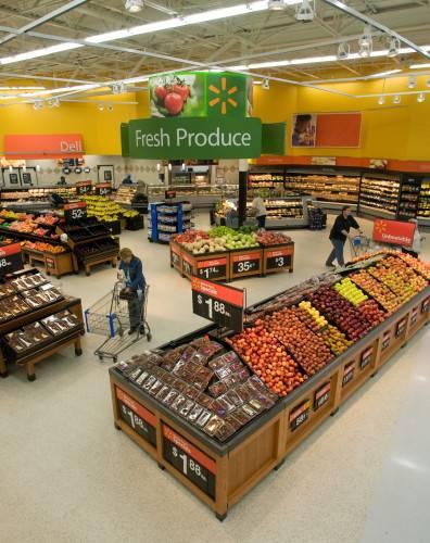 Walmart Neighborhood Market - supermarket    Photo 5 of 10   Address: 1249 Allen Rd, Bakersfield, CA 93314, USA   Phone: (661) 535-6373