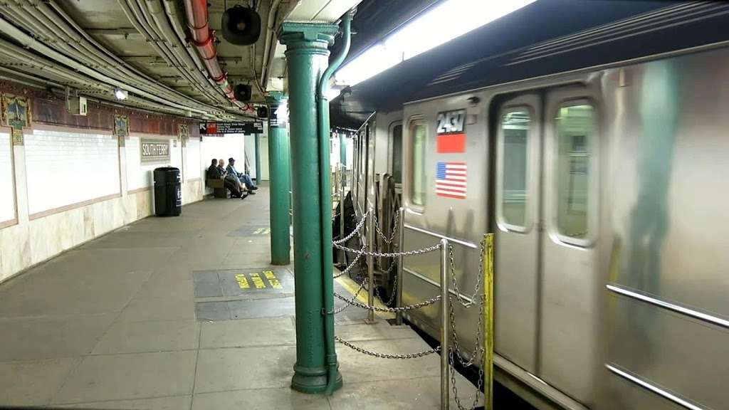 South Ferry Station - transit station  | Photo 9 of 10 | Address: New York, NY 10004, USA