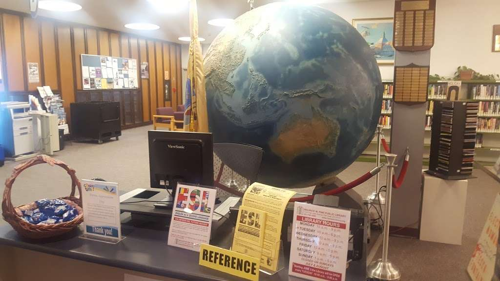 Maurice M. Pine Free Public Library - library  | Photo 5 of 10 | Address: 10-01 Fair Lawn Ave, Fair Lawn, NJ 07410, USA | Phone: (201) 796-3400