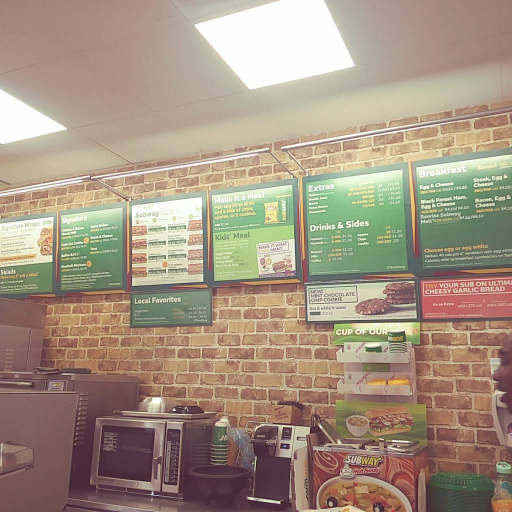 Subway - meal takeaway  | Photo 9 of 9 | Address: 2414 Wesley Chapel Rd Suite 101, Decatur, GA 30035, USA | Phone: (770) 593-8008