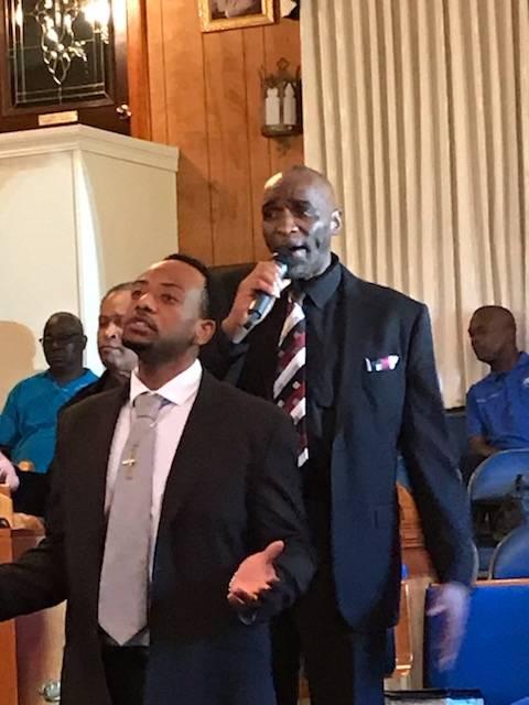 Mt Sinai Baptist Church - church    Photo 5 of 9   Address: 1249 Leboeuf St, New Orleans, LA 70114, USA   Phone: (504) 366-7643