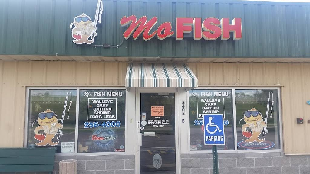 Mo Fish - cafe  | Photo 1 of 9 | Address: 2403 Nash Blvd #1, Council Bluffs, IA 51501, USA | Phone: (712) 256-4000