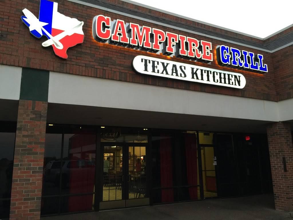 Campfire Grill Texas Kitchen - restaurant    Photo 5 of 8   Address: 6321 Rufe Snow Dr #100, Watauga, TX 76148, USA   Phone: (817) 849-5567