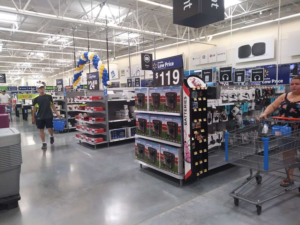 Walmart Supercenter - department store  | Photo 6 of 10 | Address: 6801 E Black Horse Pike, Egg Harbor Township, NJ 08234, USA | Phone: (609) 415-6353