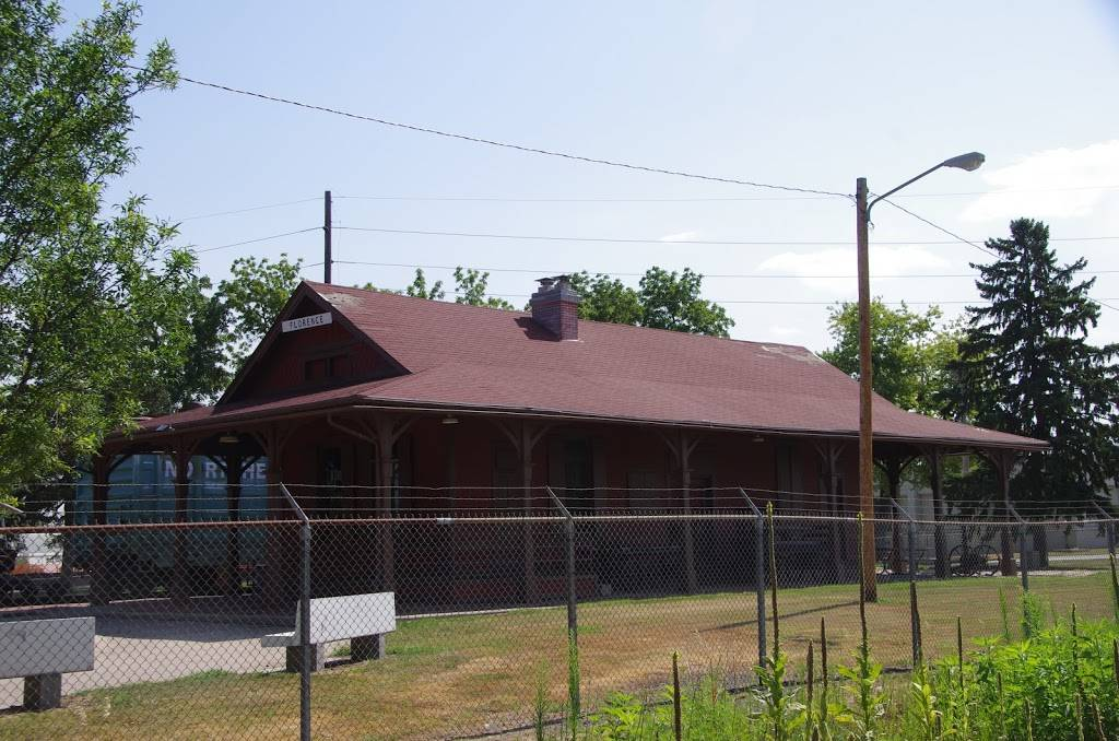 The Florence Depot Museum - museum  | Photo 6 of 10 | Address: 9000 N 30th St, Omaha, NE 68112, USA | Phone: (402) 453-4462