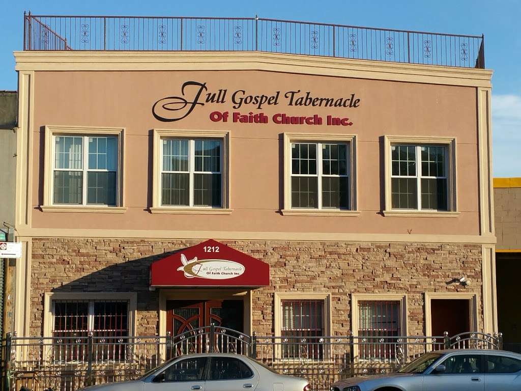 Full Gospel Tabernacle of Faith Church Inc - church  | Photo 1 of 10 | Address: 1212 E New York Ave, Brooklyn, NY 11212, USA | Phone: (718) 773-3359