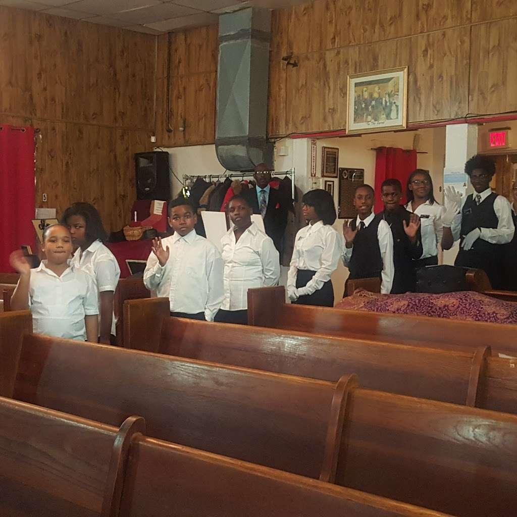 Higher Ground Temple Church of God in Christ - church  | Photo 2 of 4 | Address: 203 Vine St, Camden, NJ 08102, USA | Phone: (856) 283-6114