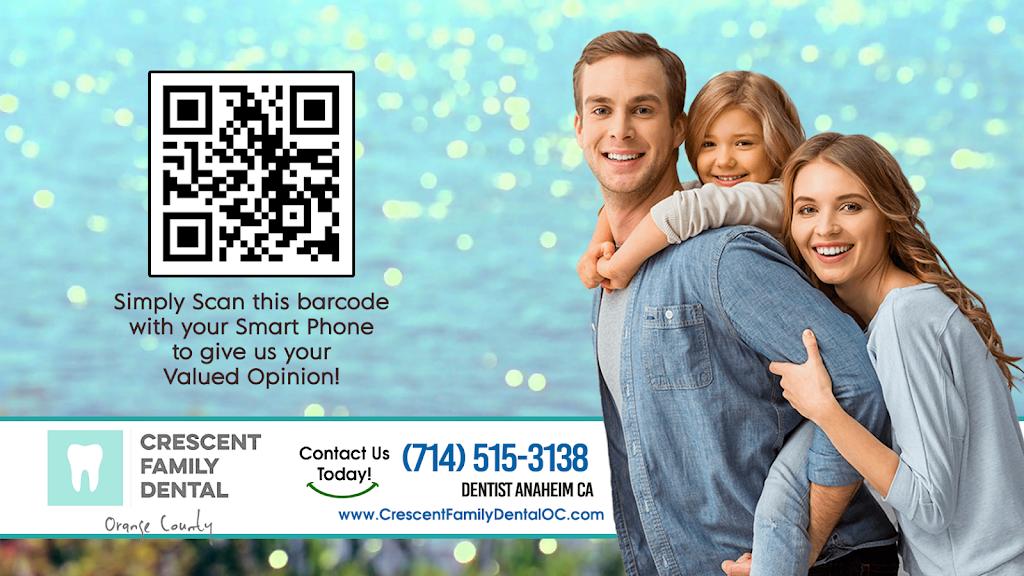 Crescent Family Dental - dentist  | Photo 8 of 10 | Address: 522 N Magnolia Ave, Anaheim, CA 92801, USA | Phone: (714) 515-3138
