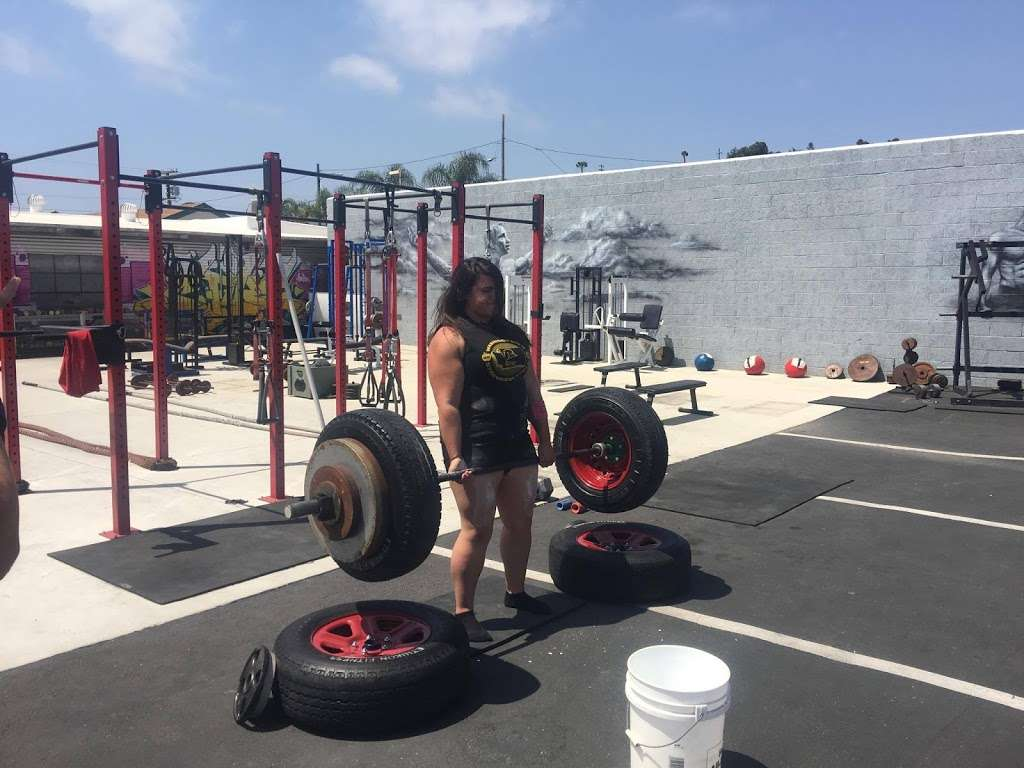 Savage Training Systems - health  | Photo 7 of 10 | Address: 9 Date Ave, Chula Vista, CA 91910, USA | Phone: (619) 751-5546