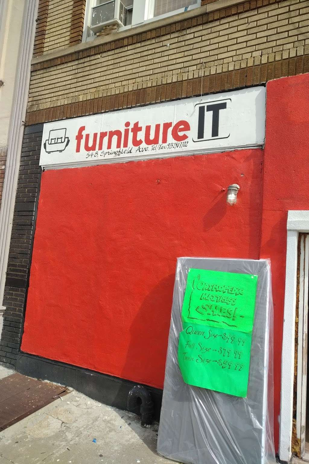Furniture IT - furniture store  | Photo 1 of 10 | Address: 548 Springfield Ave, Newark, NJ 07103, USA | Phone: (973) 230-7702