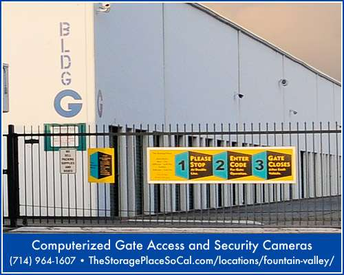 The Storage Place - storage    Photo 4 of 5   Address: 18305 Mt Langley St, Fountain Valley, CA 92708, USA   Phone: (714) 964-1607