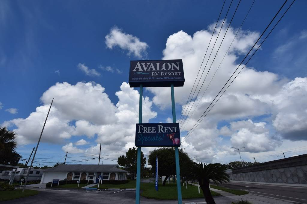 Avalon RV Resort - rv park  | Photo 6 of 6 | Address: 16860 US Hwy 19 N, Clearwater, FL 33764, USA | Phone: (727) 531-6124