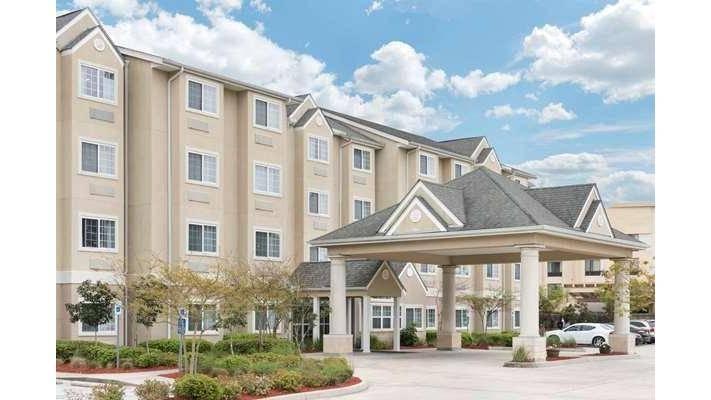 Microtel Inn & Suites by Wyndham Baton Rouge Airport - lodging    Photo 1 of 10   Address: 3444 Harding Blvd, Baton Rouge, LA 70807, USA   Phone: (225) 356-9191