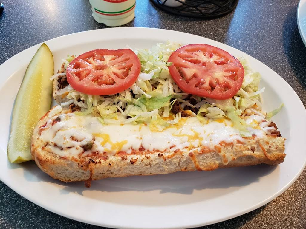 Mancinos Pizza & Grinders - restaurant    Photo 9 of 10   Address: 7200 Lewis Ave # B1, Temperance, MI 48182, USA   Phone: (734) 847-5000