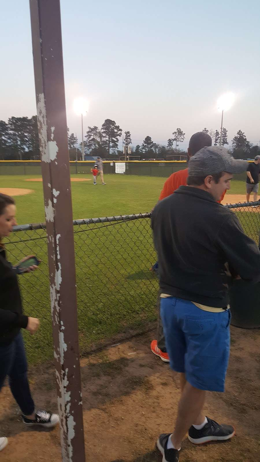Rothwood Park Baseball - park    Photo 10 of 10   Address: 22430 Rothwood Rd, Spring, TX 77389, USA