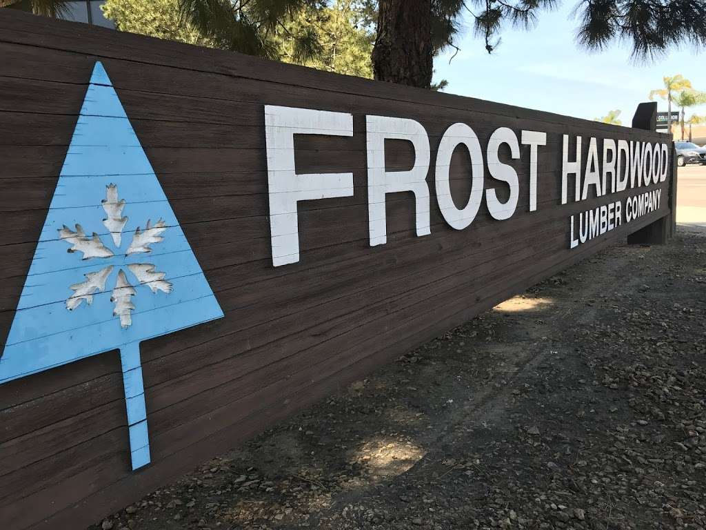 Frost Hardwood - hardware store    Photo 1 of 10   Address: 6565 Miramar Rd, San Diego, CA 92121, USA   Phone: (858) 455-9060