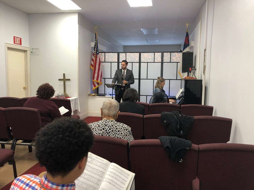 Calvary Life Baptist Church - church    Photo 3 of 4   Address: 7415 Myrtle Ave, Glendale, NY 11385, USA   Phone: (718) 366-6112